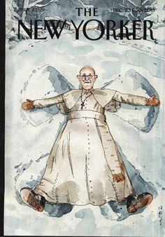 The New Yorker, December 23, 2013