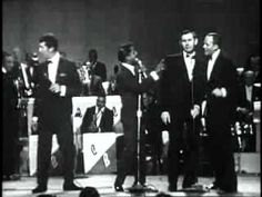 Frank Sinatra, Sammy Davis Jr, Dean Martin & Johnny Carson Birth of The Blues - The BEST OF THE BEST!!!!!