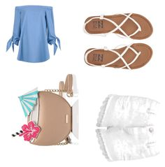 """Summer Time #4"" by potterhead-starbieslover on Polyvore featuring TIBI, Miss Selfridge, Kate Spade and Billabong"