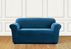 Sure Fit Slipcovers Stretch Grand Marrakesh Slipcovers - Loveseat
