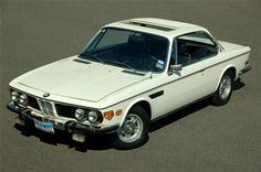 1972 BMW 3.0CSi E9 Coupe - Click to see full-size photo viewer