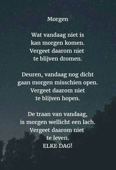 Best Quotes, Love Quotes, Inspirational Quotes, Mantra, Dutch Words, Words Quotes, Sayings, Dutch Quotes, Poems Beautiful