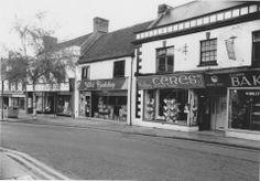 Princes Street 1990.