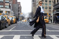 Street Style - #NY #FashionWeek #FW15