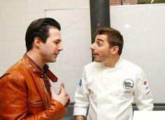 pictures of johnny luzzini | Jordi Roca and Johnny Luzzini - The City Of Madrid Presents ...