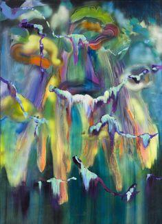 Justyna Pennards-Sycz - Ocean 2014 - Green Ocean - VIVID gallery