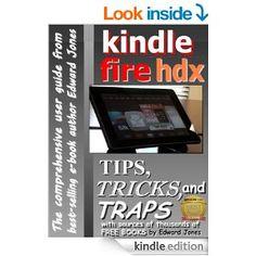 kindle fire tips ebook