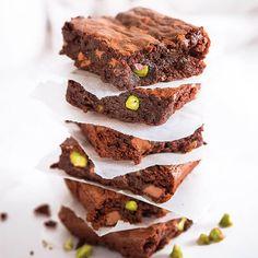 Lakeland Chocolate Pistachio Brownies