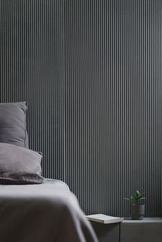 Tiao Panel by Bentu Design in Tiles Concrete Board, Concrete Tiles, Concrete Design, Cladding Materials, Decorative Wall Tiles, Wall Cladding, 3d Wall, Three Dimensional, Grey And White