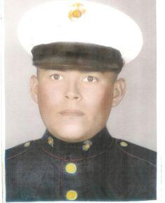 Virtual Vietnam Veterans Wall of Faces   ALFREDO CASTANON   MARINE CORPS