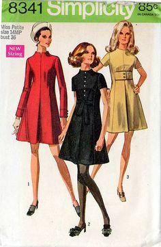 Simplicity 8341- vintage pattern
