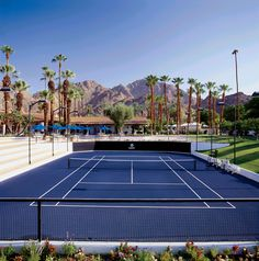 7 Spectacular Tennis Courts Around the World Photos | Architectural Digest