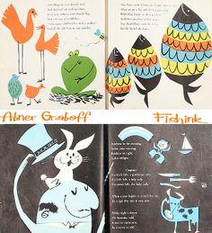 Illustrations of Abner Graboff