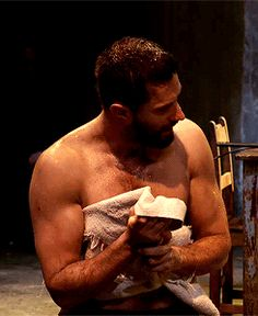 RA Today ~ Crucible edition | Just Richard Armitage