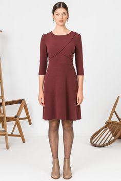 Cross My Heart Dress