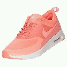 6bd3d7fc9f1e31 NIKE AIR MAX THEA WOMEN S RUNNING SHOES ATOMIC PINK BRAND NEW IN BOX SIZE 8  Nike
