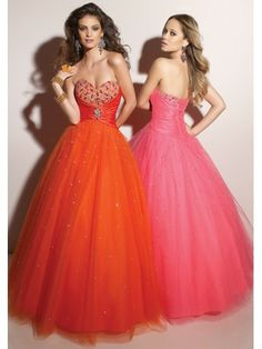 Charmeuse Sweetheart Beaded Bodice Floor-length Prom Dress