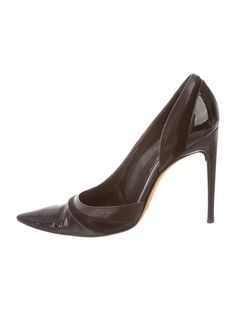 Pointed-Toe d'Orsay Pumps