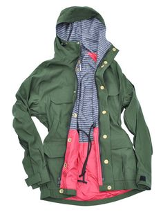 The Dunoon Parka