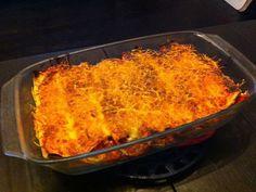 enchiladas franchouillards - Recette de cuisine Marmiton : une recette