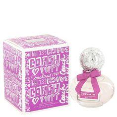 Coach Poppy Flower by Coach Eau De Parfum Spray 1 oz  #perfume #men #cologne #women #bagsaroma #accessories