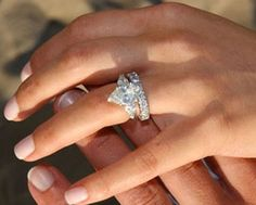 Jessica Simpson Wedding Rings With Nick Lachey