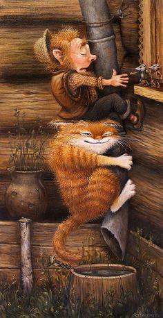 Art of Alexander Maskaev