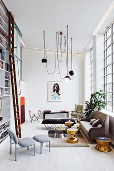 The Year's Best Interior Trends via @MyDomaine