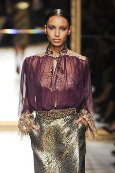 Salvatore Ferragamo at Milan Fashion Week Fall 2012 - Runway Photos