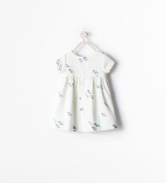Bild 3 av KLÄNNING MED FÅGLAR från Zara Zara Official Website, Girl Outfits, Summer Dresses, Girls, Clothes, Fashion, Baby Clothes Girl, Little Girls, Outfits