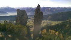 Jungfernsteig Ramsau/Dachstein Half Dome, Mountains, Nature, Travel, Hiking Trails, Horseback Riding, Hiking, Naturaleza, Viajes