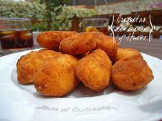 Croquetas de lacón y queso: http://croquetas-de-lacon-y-huevo.recetascomidas.com/