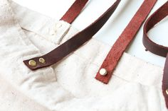 DIY // Revamp any bag with leather straps. -- Time to fix my favorite tote!