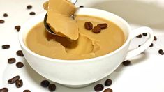 Romanian Desserts, Peanut Butter, Pudding, Sweets, Videos, Food, Gummi Candy, Custard Pudding, Candy