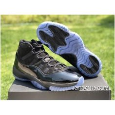 separation shoes 46c90 536f6 Online 2018 Blackout Air Jordan 11 Retro Prom Night Triple Black 378037-005,  Price
