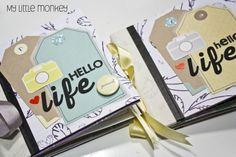 Mini álbumes Hello Life