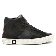 HILL HIGH STARDUST BLACK Autumn Winter 2014 Premium D.A.T.E. Sneakers  Collection www.date-sneakers d10d79a19dd