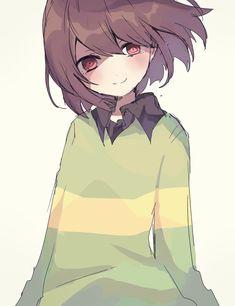 Chara so cute Anime Undertale, Undertale Memes, Undertale Cute, Frisk, Chara, Fan Art, Oc Manga, Pokemon, Fandom