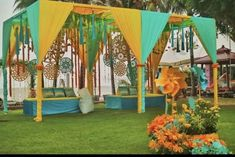 Picture from Loop Events Photo Gallery on WedMeGood. Browse more such photos & get inspiration for your wedding Wedding Walkway, Wedding Reception Backdrop, Wedding Entrance, Wedding Backdrops, Entrance Decor, Tent Wedding, Backyard Walkway, Outdoor Walkway, Walkway Ideas