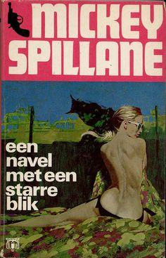 Mickey Spillane - Survival... Zero!; Robert McGinnis | Flickr - Photo Sharing!