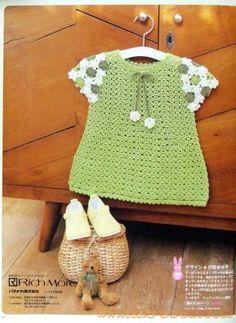 free sweater crochet pattern for baby | make handmade, crochet, craft