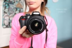 Camera ♡...love taking pics but not being in them