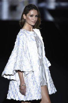 La modelo Almudena Fernández
