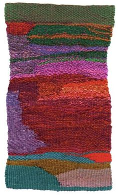 Sheila Hicks textiles...beautiful!