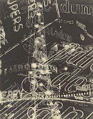 La Ville: From the Portfolio Electricité, Man Ray, 1931. © Man Ray Trust ARS-ADAGP