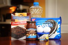 Cookies and Cream Oreo Fudge Brownies Recipe