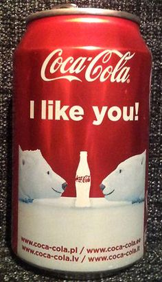 Coca Cola Christmas 2012 - I like you!