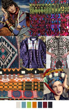 NOMAD CULTURE 2014 patterncurator.org trend services