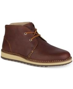 Sperry Men's Dockard Chukka Boots - Brown 9.5