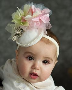 Chapeau de bébé fille, demoiselle, printemps, Pâques, Pâques Hat, Tea Party bibi mini chapeau, personnalisé fait